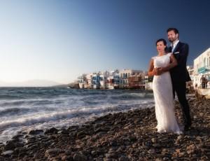 Γιάννης & Χριστιάνα, part 2- Mykonos