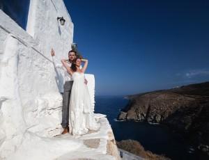 The wedding of James & Aliki @ Sifnos Island