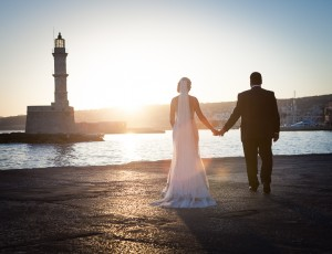 A wedding in Chania,Crete